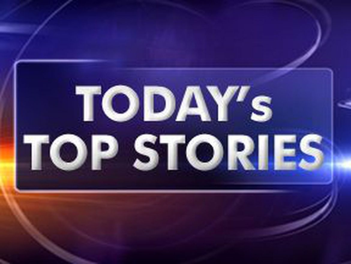 How to Find the Latest News on Today's Top Stories