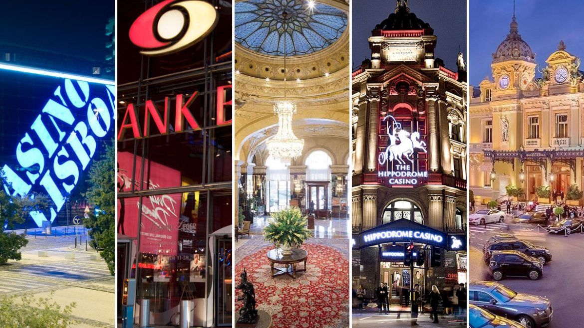 The Best Casino Gambling Destinations Around